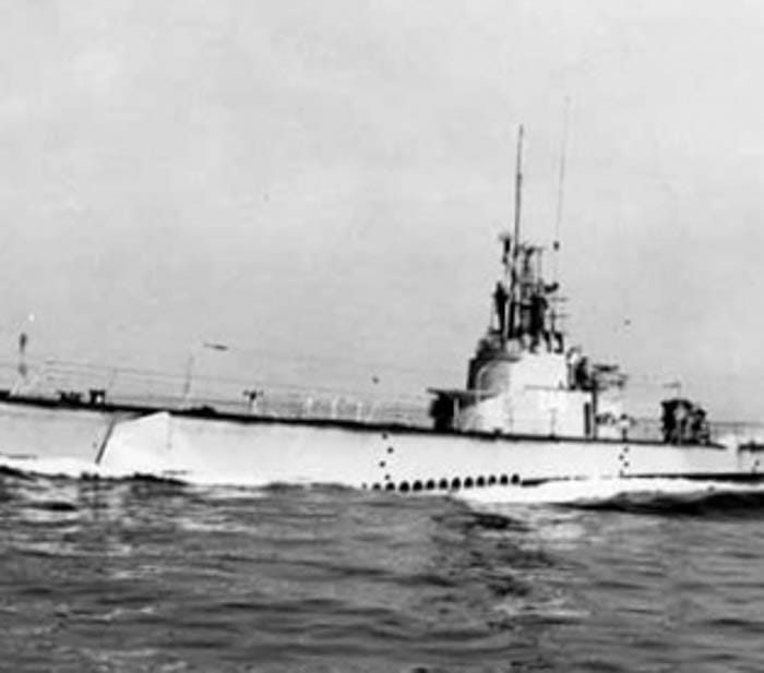 USS CROAKER (SS-246, later SSK-246)